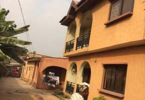 FOR SALE: 5 bedroom Duplex with 2 sitting rooms at Ikorodu Lagos
