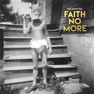 Portada del disco Sol Invictus de Faith no more