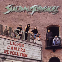 SUICIDAL TENDENCIES.- Lights...Camera...Revolution!