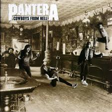 PANTERA.- Cowboys from Hell