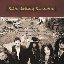 THE BLACK CROWES.- The Southern Harmony & Musical Companion