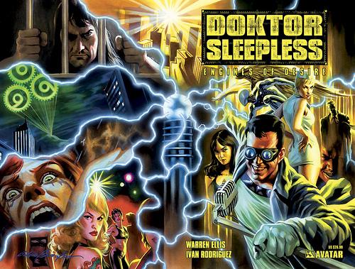 Doktor Sleepless Vol. 1