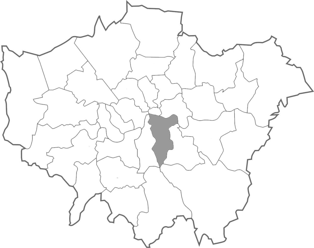 London S Most Dangerous Borough