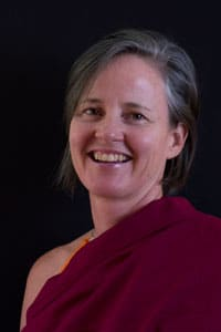 Dharma Teacher Catherine Pawasarat