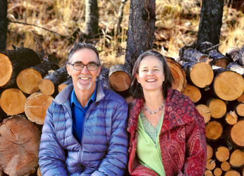 Doug Duncan and Catherine Pawasarat