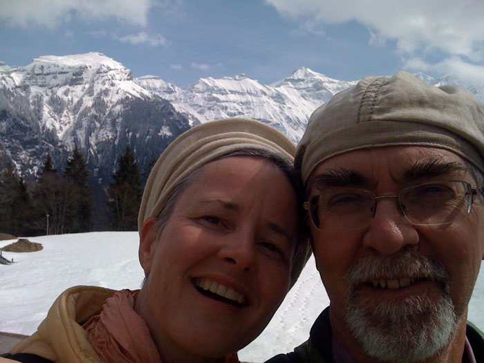 Dharma Teacher Couple