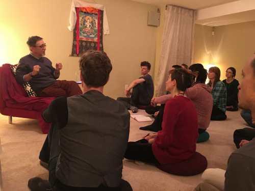 Calgary Dharma Class with Doug Duncan