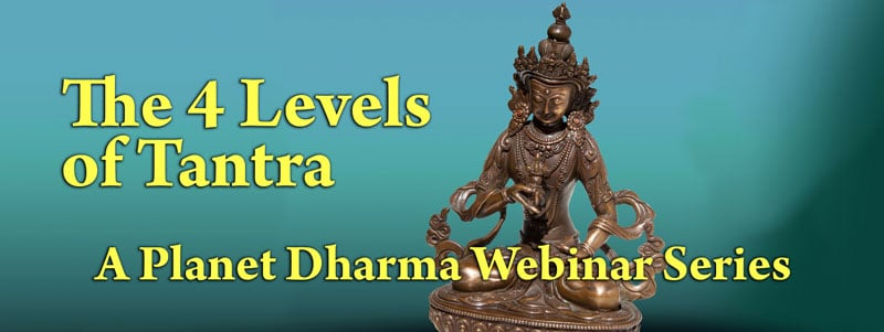Four Levels of Tantra Online Course