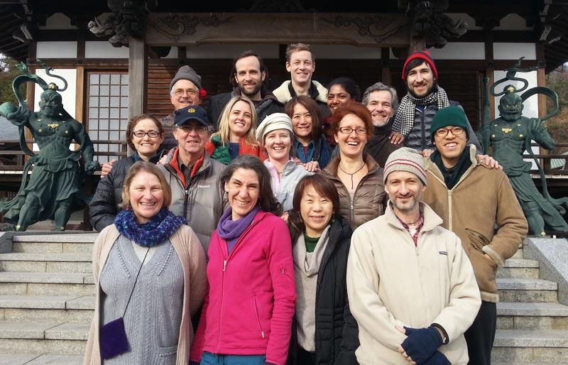 Zofukuji retreat 2013