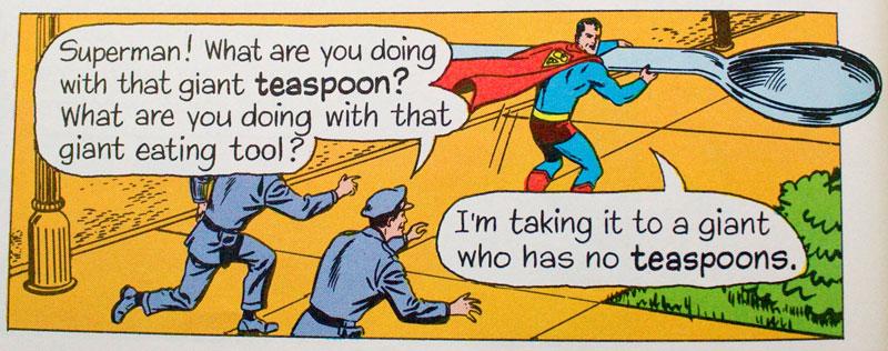 Super Hero Karma Yogis