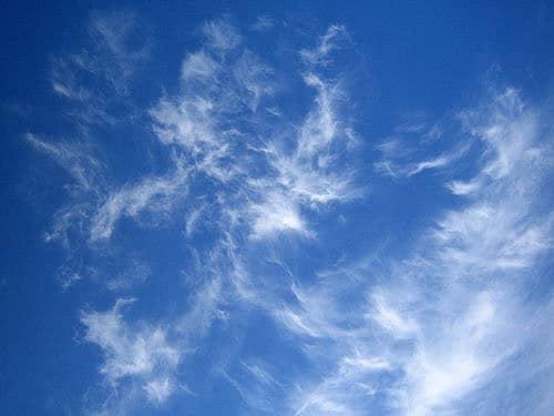 Clear Sky & Clouds