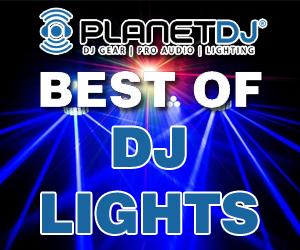 best dj lights 2018