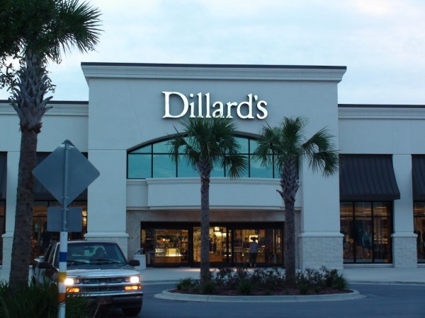 department stores like dillards