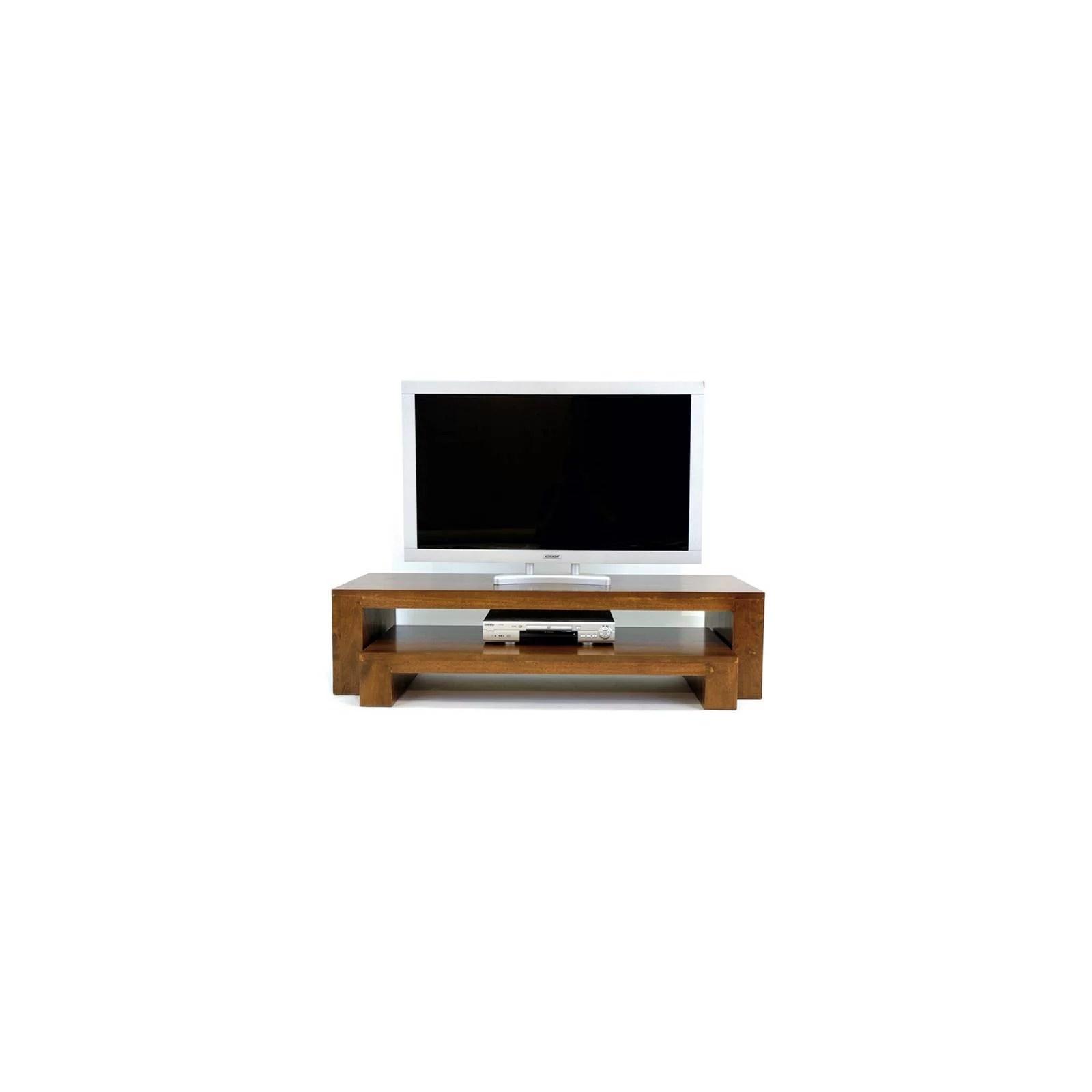 meuble tv s 2 omega hevea