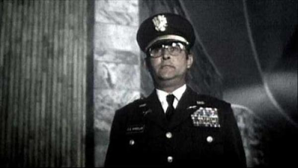Joe Dresnok dans un filme nord Coréen