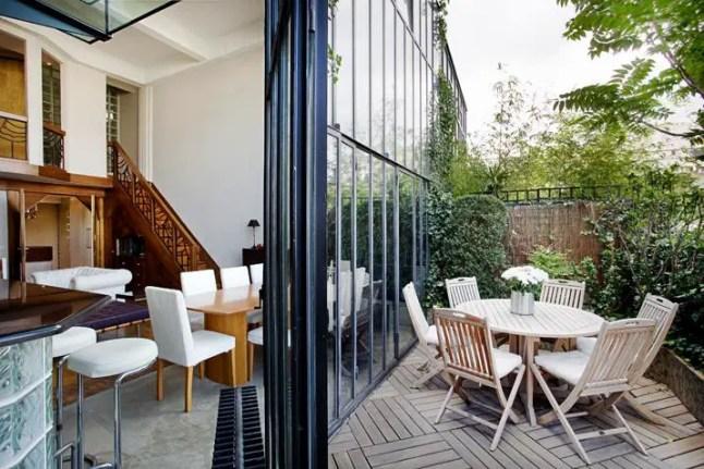 un atelier d 39 artiste paris planete deco a homes world. Black Bedroom Furniture Sets. Home Design Ideas