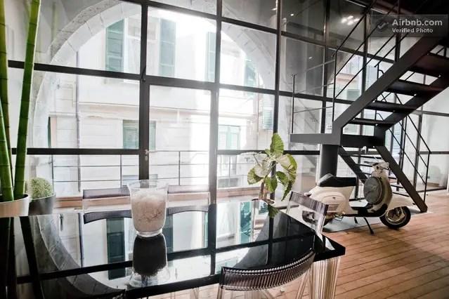 Un loft design à gênes planete deco a homes world