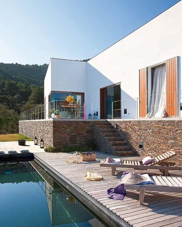 une maison faite pour le repos planete deco a homes world. Black Bedroom Furniture Sets. Home Design Ideas