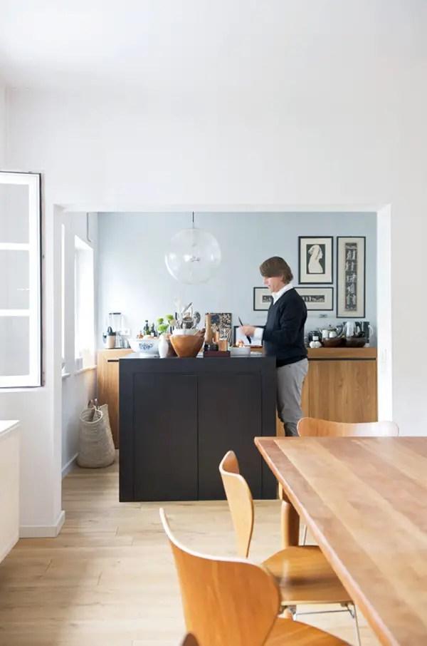 Un appartement de designer hambourg planete deco a for Design appartement hamburg