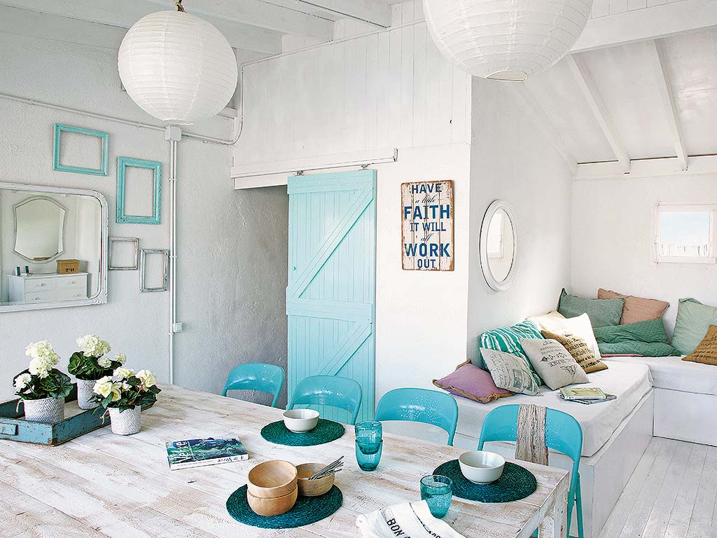 un ancien garage barcelone planete deco a homes world. Black Bedroom Furniture Sets. Home Design Ideas