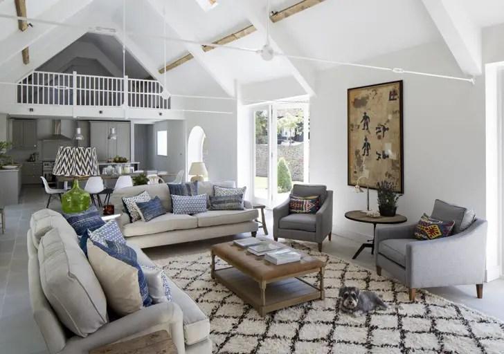 Une maison rénovée dans la campagne anglaise - PLANETE DECO a homes ...