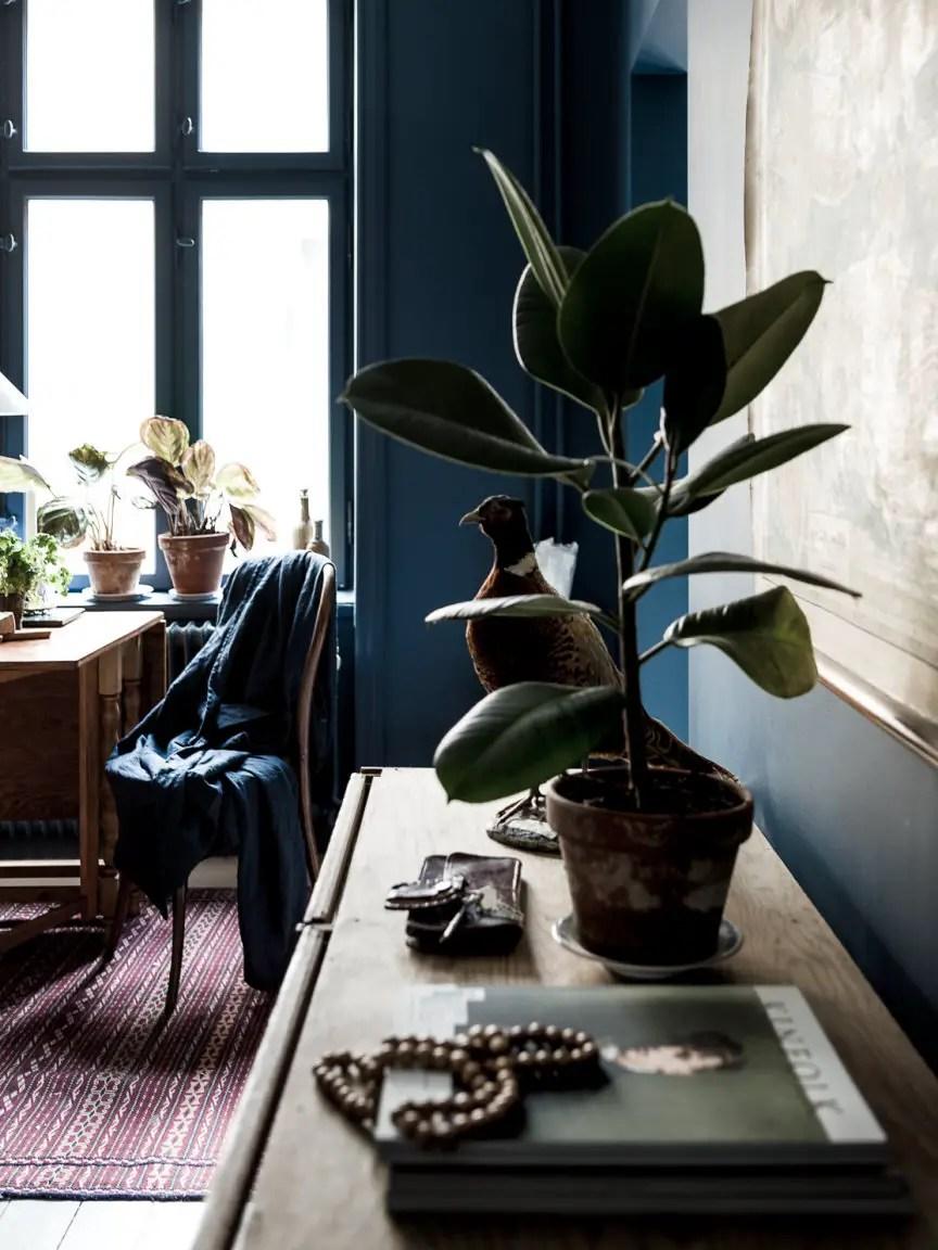 en gris bleu planete deco a homes world. Black Bedroom Furniture Sets. Home Design Ideas