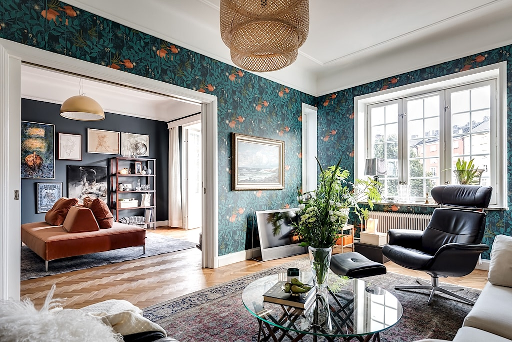 esprit haussmannien en su de planete deco a homes world. Black Bedroom Furniture Sets. Home Design Ideas