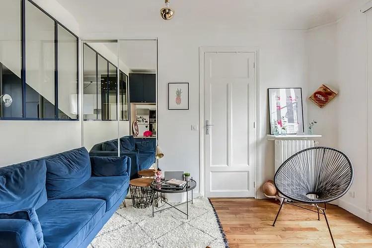 Un petit appartement au design astucieux - PLANETE DECO a homes world