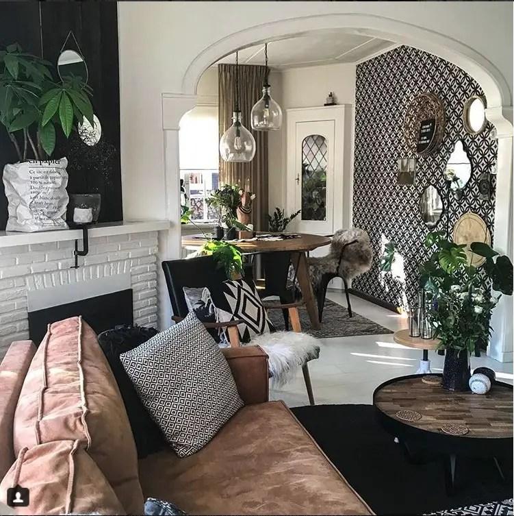 Une chaleureuse maison des ann es 30 planete deco a for Decoration maison annee 30
