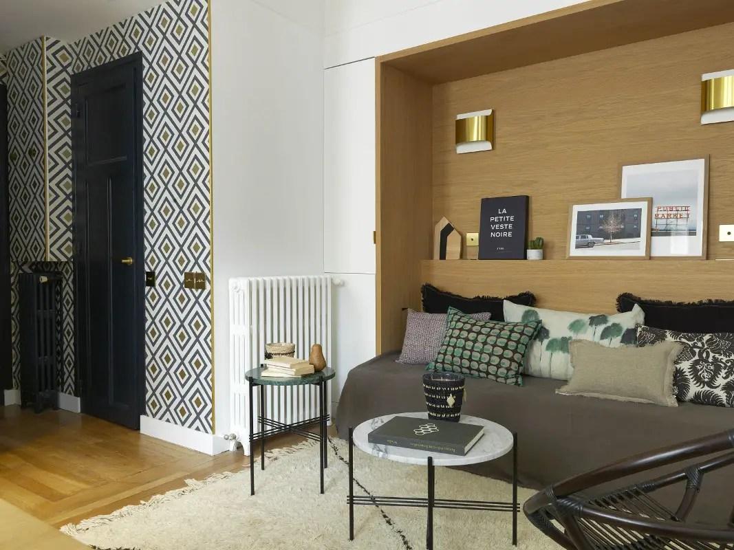 Un studio pensé comme un suite hôtelière