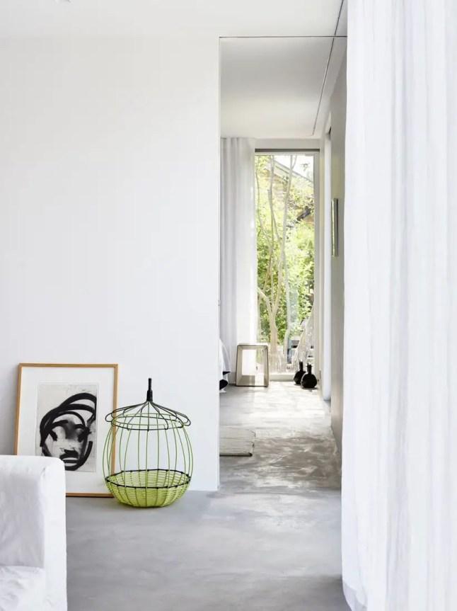 une maison r nov e simple et moderne planete deco a homes world. Black Bedroom Furniture Sets. Home Design Ideas