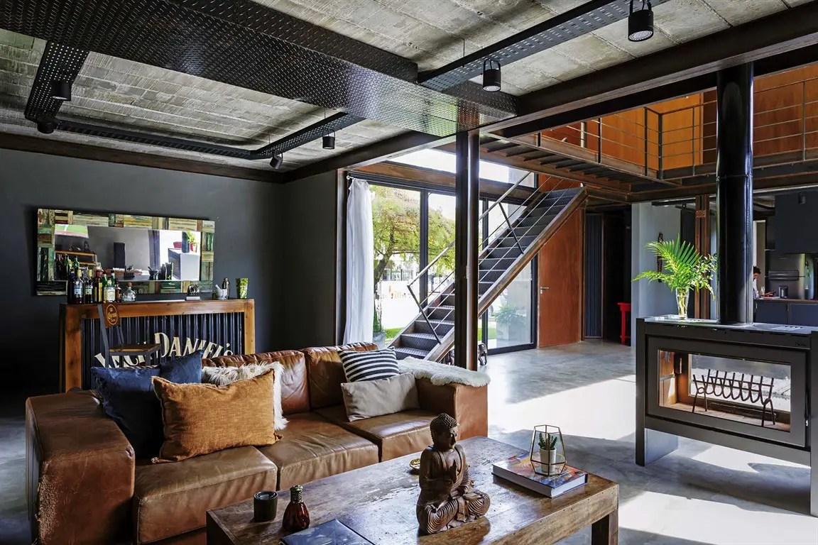 Une maison loft adaptable à ses propriétaires