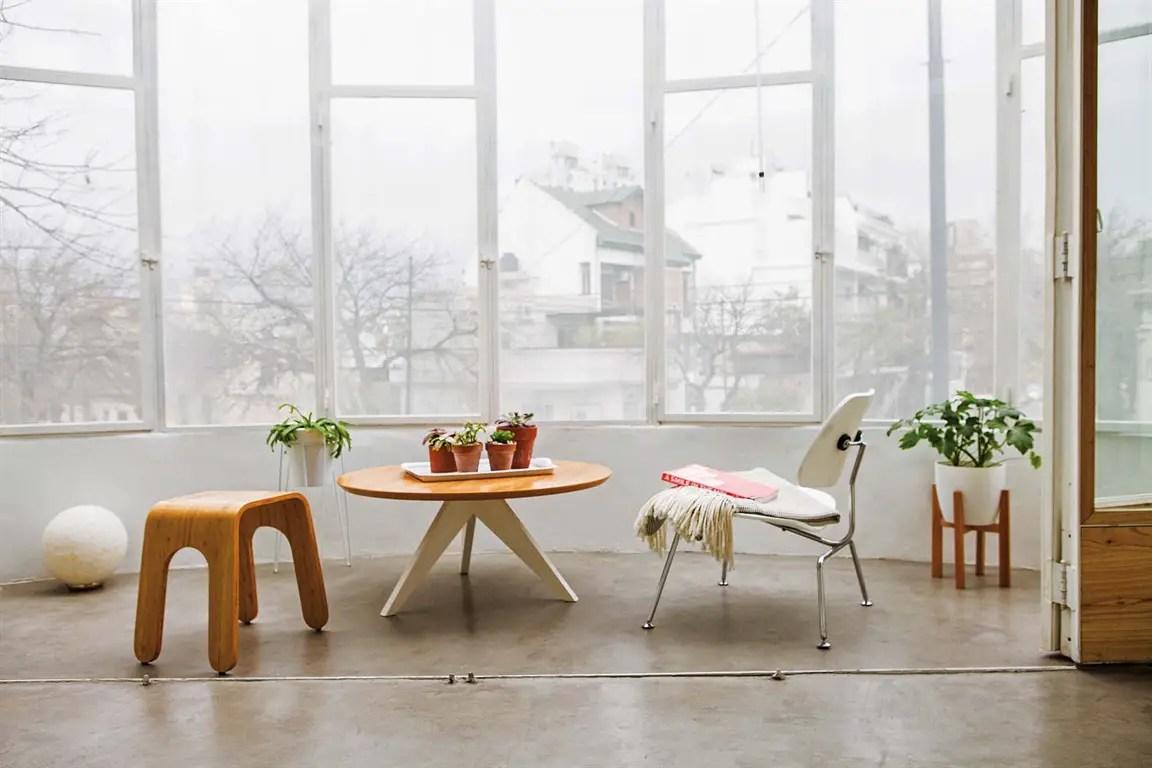 Un minuscule appartement au design intelligent