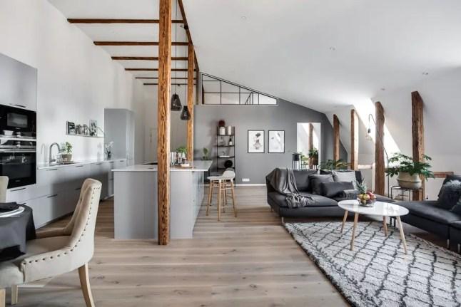 Un loft pour vivre en ville et près de la mer