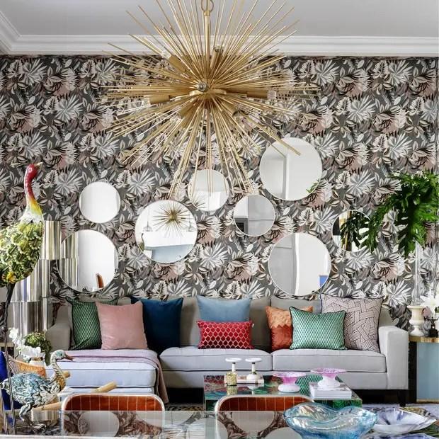 Un appartement témoin de designer à Madrid