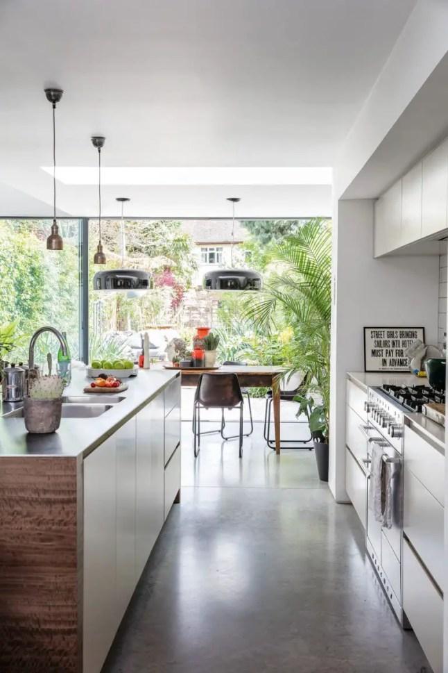 Une maison au design so British