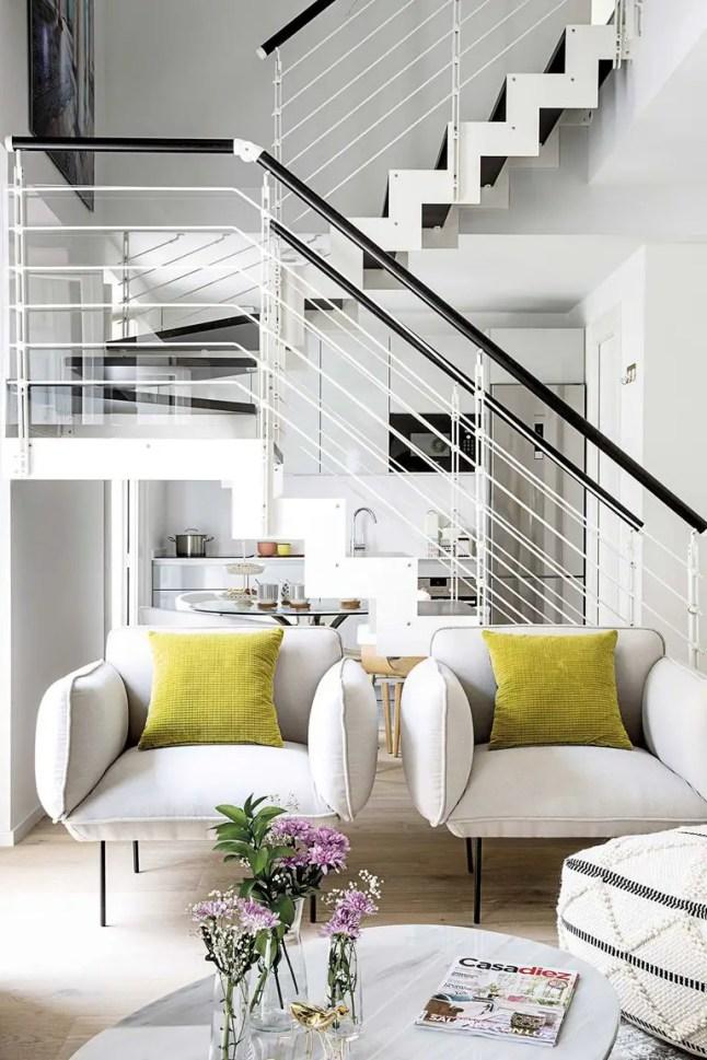 Un petit duplex espagnol design
