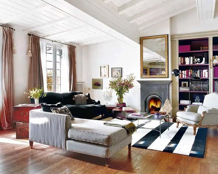 Un appartement au style français à Barcelone