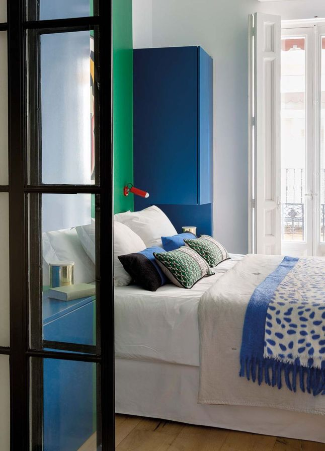 La casa Picasso, une maison aux couleurs du peintre