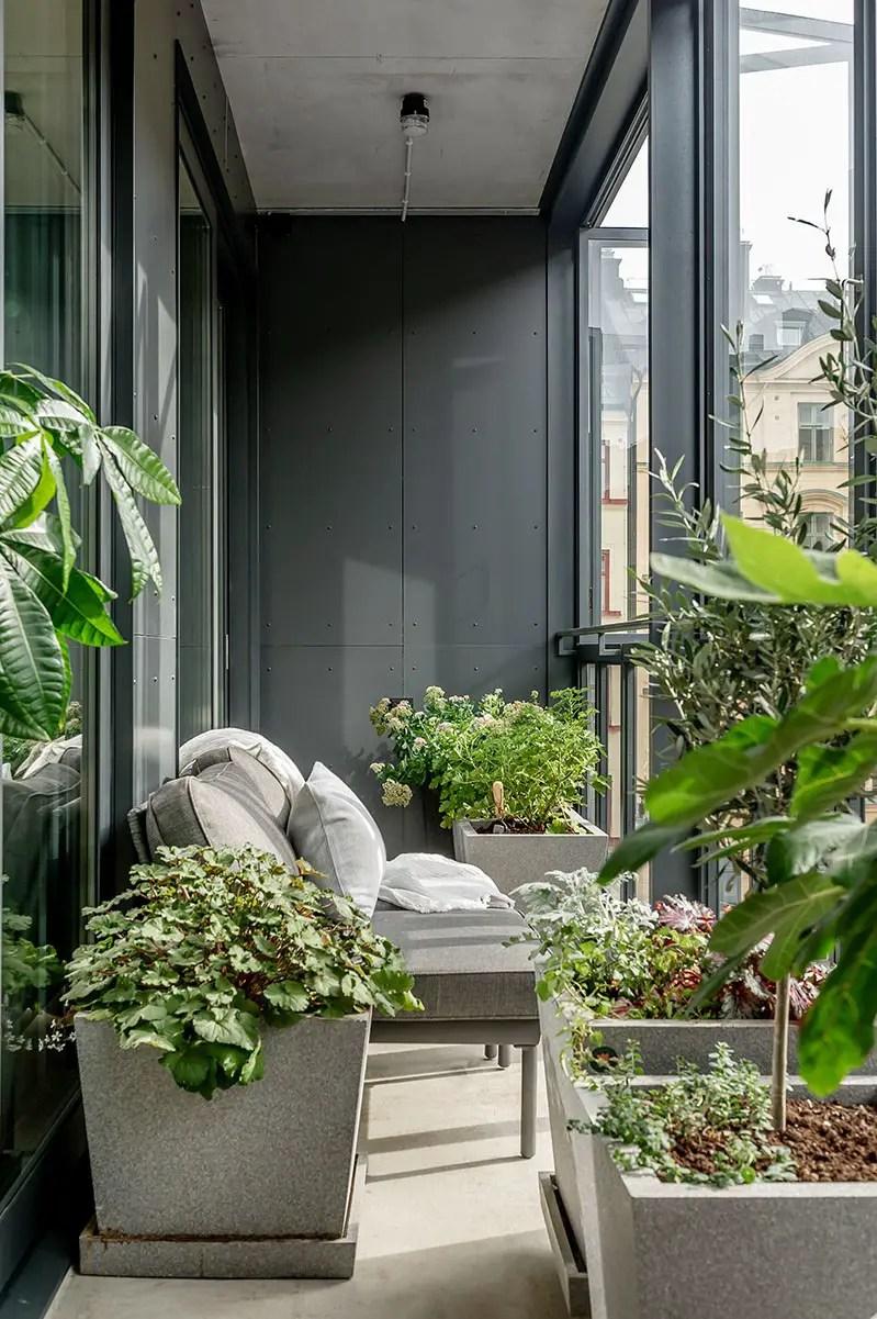 10 Terrasses Et Balcons Bien Amenages Pour Rever A L