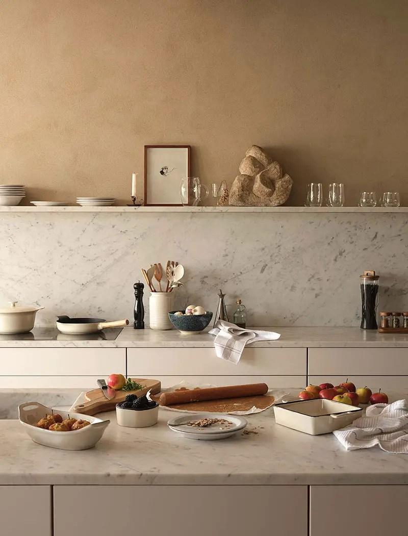 La cuisine (et autres espaces) selon Zara Home - PLANETE DECO a