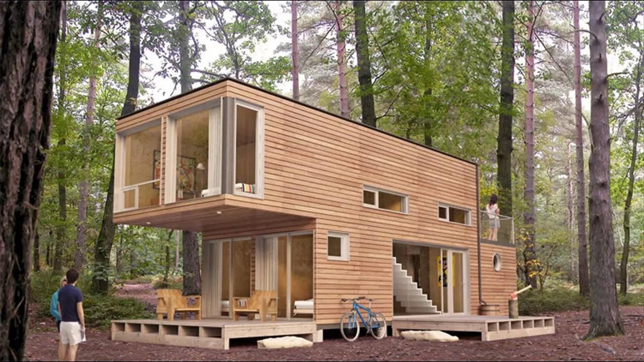 Amazon vend cette maison container design à un prix très abordable (et l'envoie dans le monde entier!)