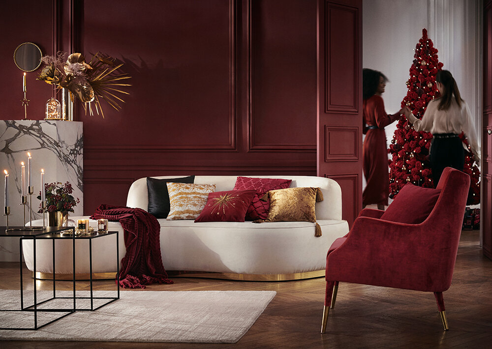 H&M Home collection Noël 2019