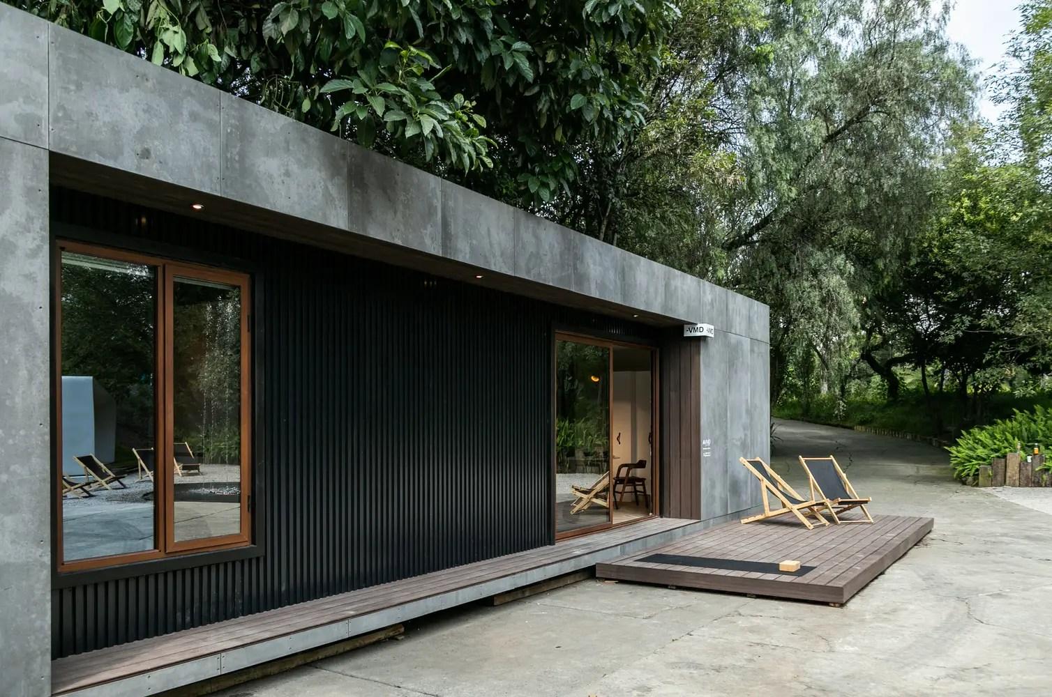 Cette mini maison préfabriquée de 30m2 est pour vous en 99 jours seulement ! - PLANETE DECO a homes world