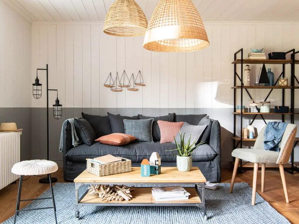 Maisons du Monde meubles et décoration printemps été 2020 : on surfe sur la côte atlantique !