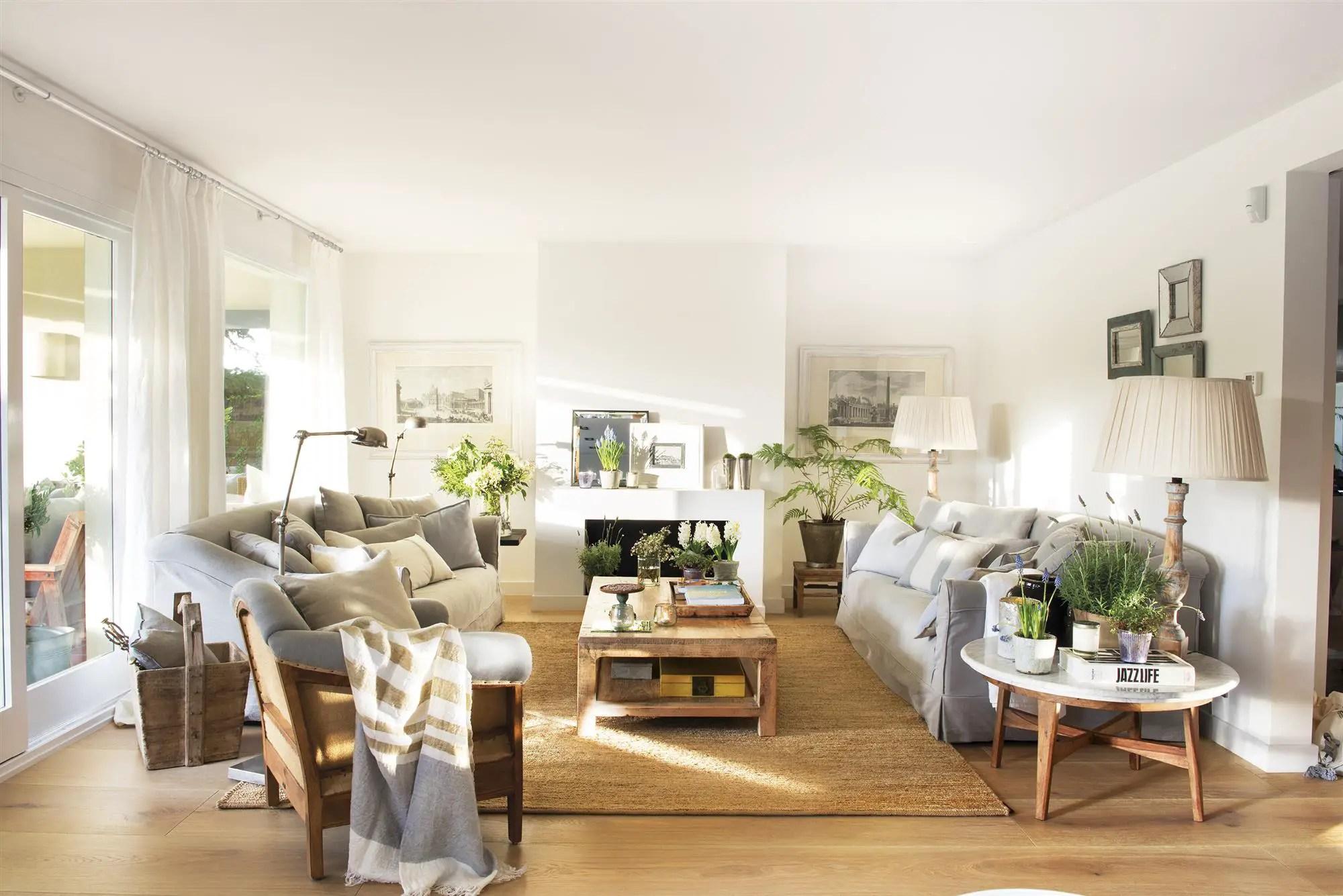 Cette maison blanche a été totalement relookée par une designer d'intérieur - PLANETE DECO a homes world