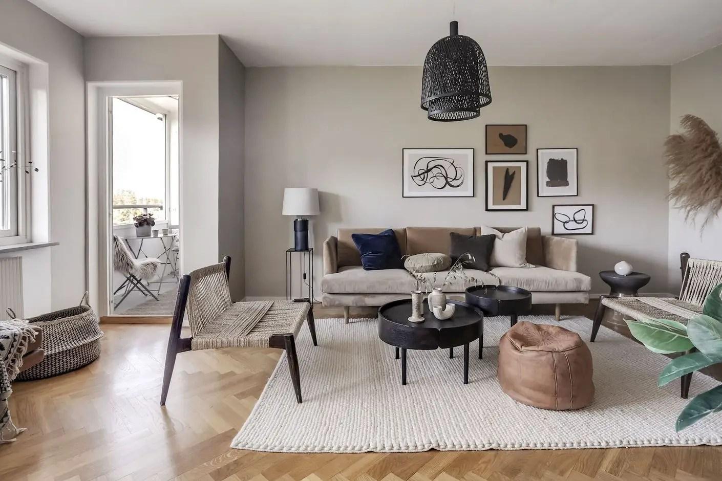 La Beaute Simple Et Intemporelle De La Decoration Naturelle Planete Deco A Homes World Flipboard