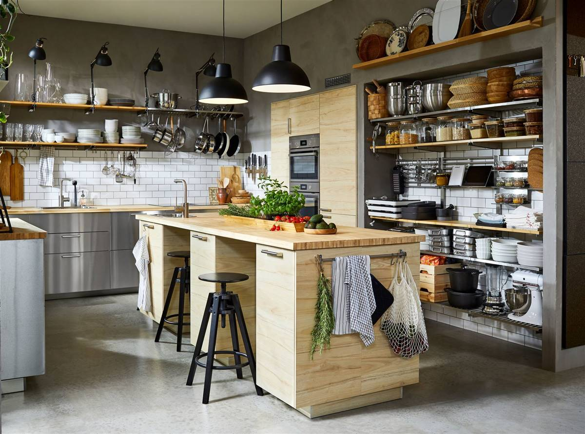 ikea 2021 nouveau catalogue cuisine