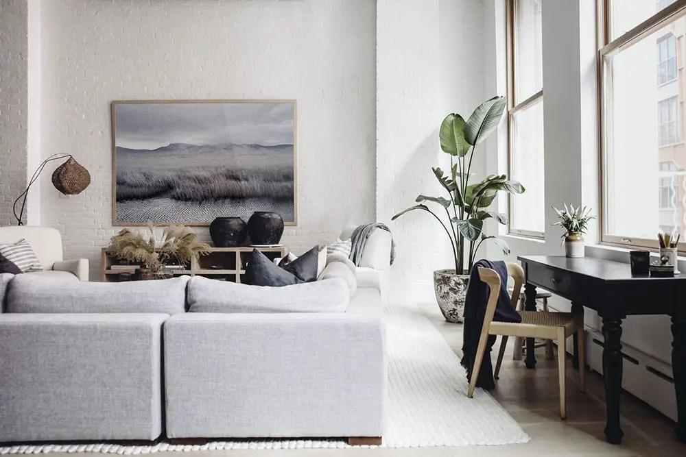 Rénovation et décoration intemporelle pour un loft à New York - PLANETE DECO a homes world