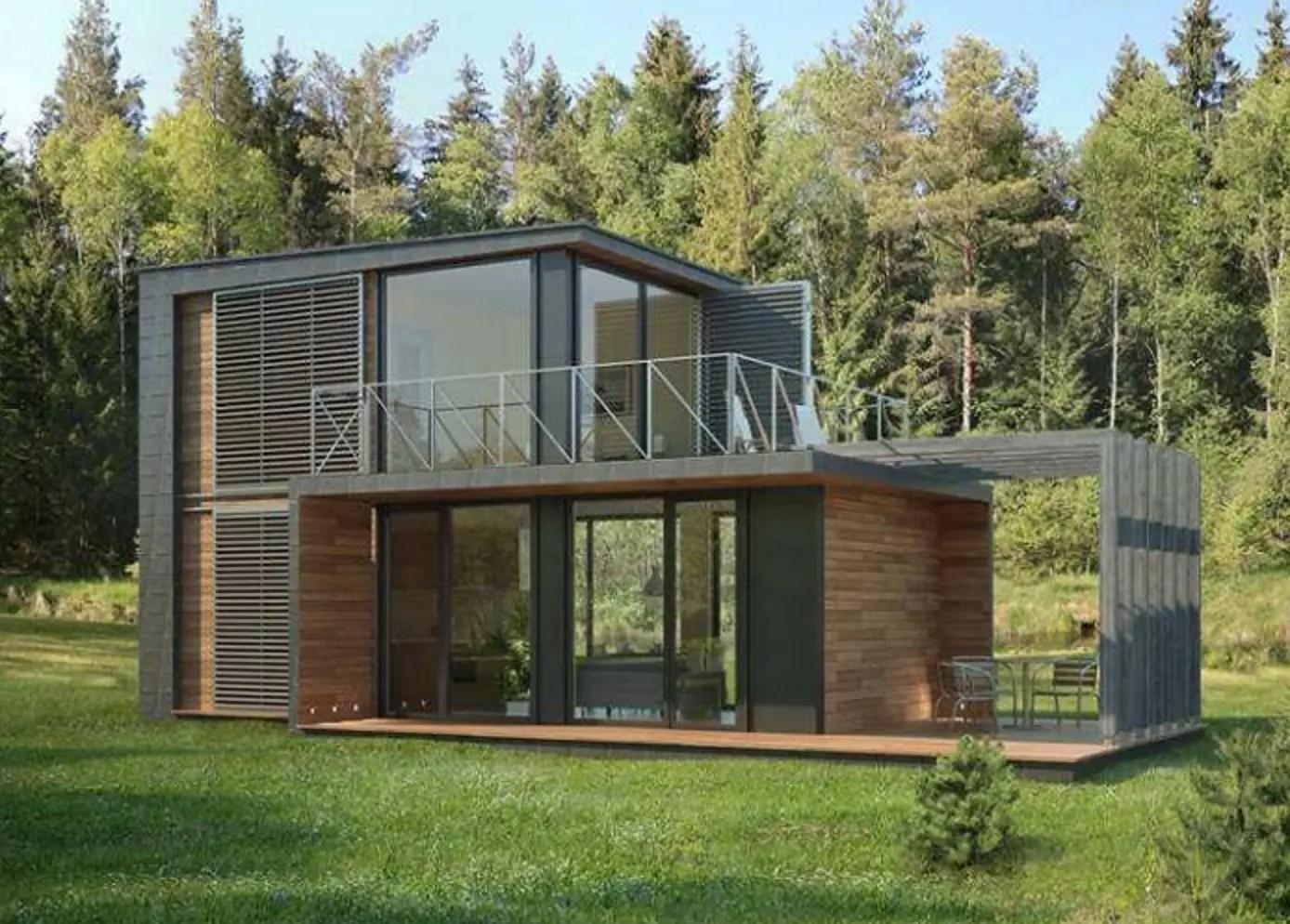Comment construire une maison container en France? - PLANETE DECO a homes world